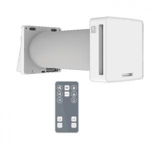 NovingAIR Active (RF) 150 cu telecomanda, ventilatie decentralizata