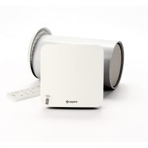 Aspira Rhinocomfort 160 rf Ventilatie cu recuperare de caldura Ventilator Aerisire