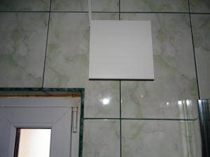 sevi160 seventilation unitate ventilatie baie