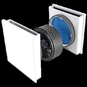 Ventilator Sevi160r de ventilatie intre camere