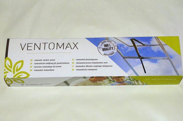Ventomax actuator galvanizat sere automat trapa ventilare