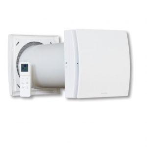 Ventilator aerisire descentralizata cu recuperatoare de caldura
