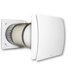 Aerauliqa Unitate de ventilație cu recuperator de caldura ceramic quantum hr 150