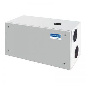 Ventilație cu recuperare de căldura centralizată Domekt R600H
