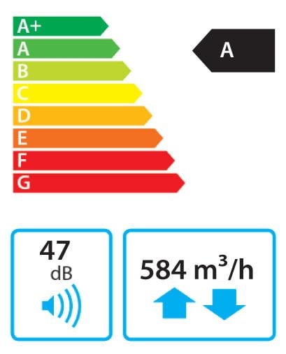 Centrala ventilatie Komfovent Domekt R 600 H