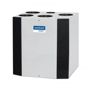 Komfovent Domekt R 300 V ventilatie centralizata cu recuperare de caldura