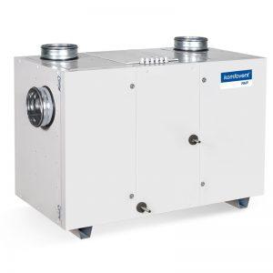 Komfovent ventilație centralizată cu pompă de căldură