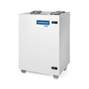 Ventilație centralizată cu pompa de caldura Komfovent RHP 400 V 2.8/2.4