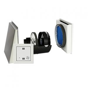 Sevi A160 Unitate de ventilatie fara recuperare de caldura ventilator baie
