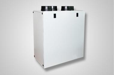 Aerauliqa QR280E Centrala cu recuperator de caldura entalpie