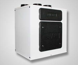 Aerauliqa QR400 Recuperatoare de caldura Centrala