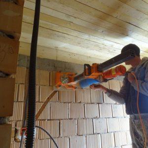 montare ventilatie descentralizata recuperator de caldura Brasov