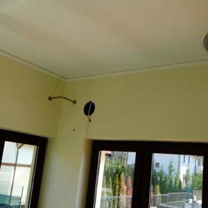 Montare ventilator aerisire recuperator de caldura sEVI 160