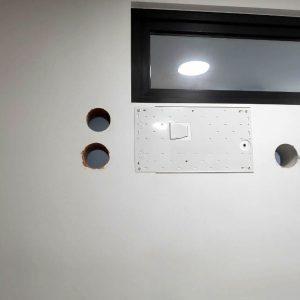 montare ventilare cabinet stomatologic pax inventer eos