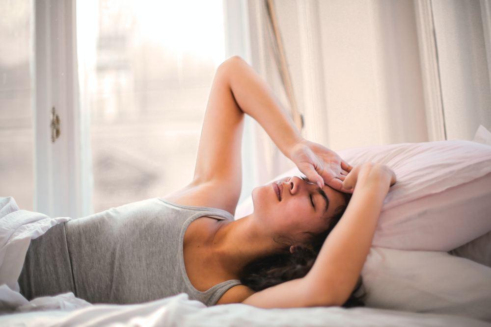 calitatea somnului cu calitatea aerului interior cu ventilatie cu recuperare de caldura