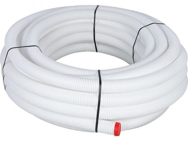 Tub ventilatie flexibil 50m 75/63 CNDFLB antibacterian antistatic