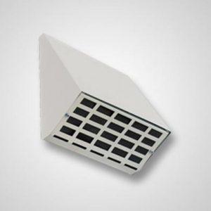 Aerauliqa grila ventilatie atenuator trm150 pro