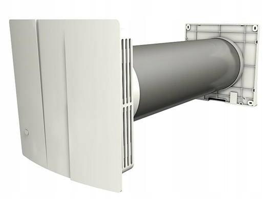 Recuperator de caldura Marley MEnV180 ventilator