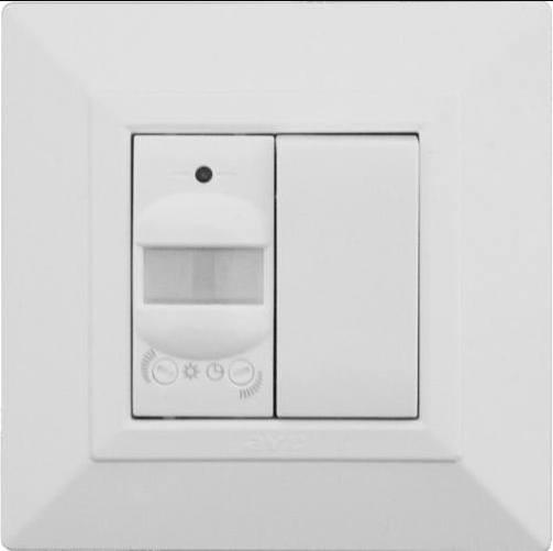 Aerauliqa SEN-PIR-P aplicat Controler cu Senzor de miscare