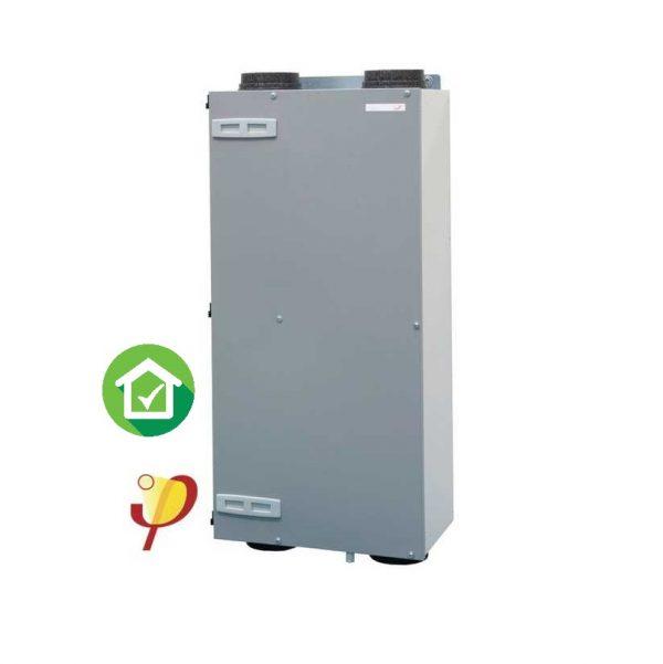 Zehnder ComfoAir 200 V HRV sistemul de ventilație centralizat