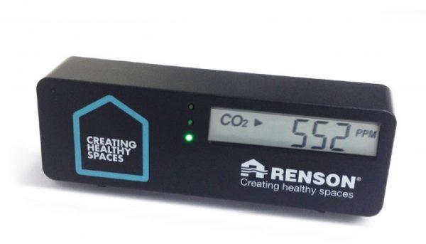 Senzor CO2 dioxid de carbon Renson
