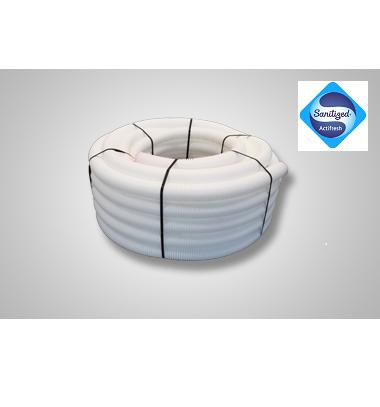 Tubulatura Ventilatie Antifungica, Antibacteriana si Antistatica Sanitized Altecovent, DN75mm, HDPE